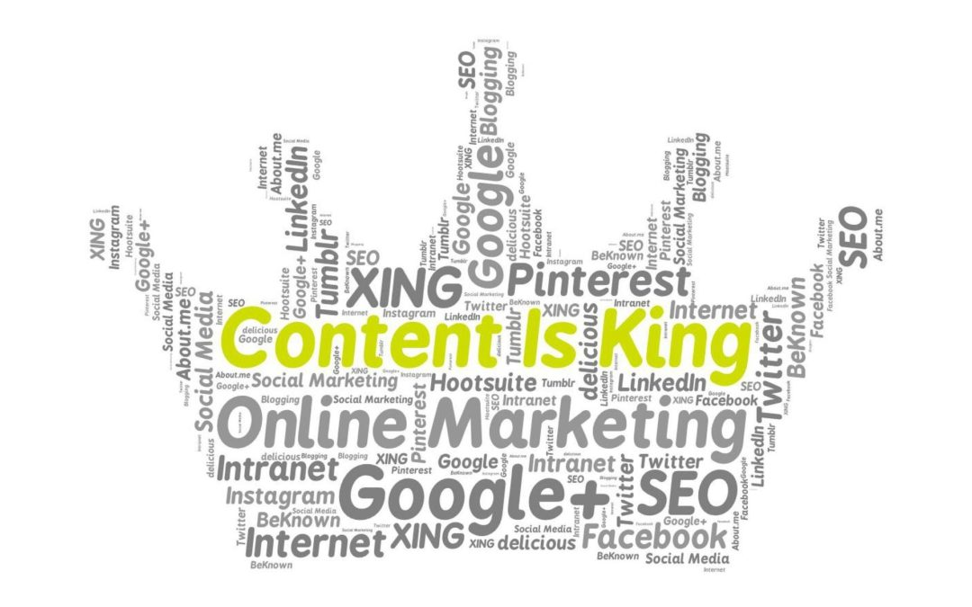 Content Marketing is Not Your Father's Marketing