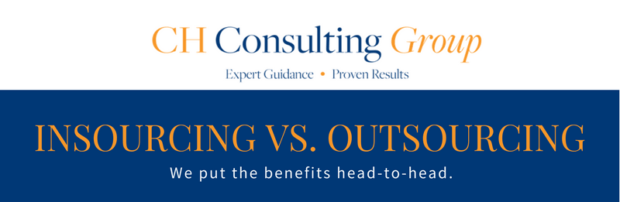 Infographic: Insourcing vs. Outsourcing