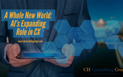 A Whole New World: AI's Expanding Role in CX