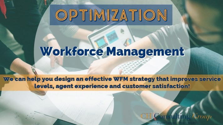 call center wfm optimization