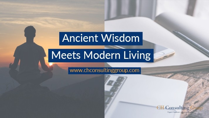 Ancient Wisdom Meets Modern Living