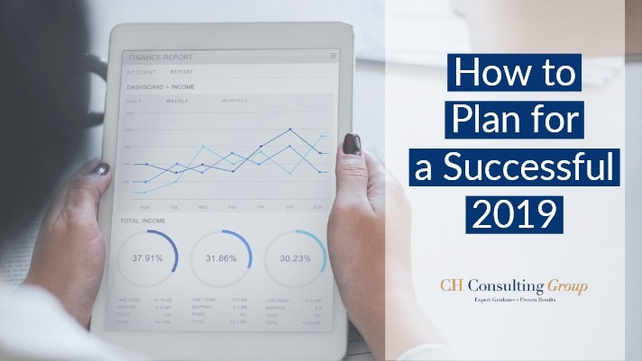 How to Plan for a Successful 2019