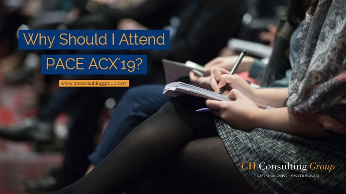 Why Should I Attend PACE ACX'19?