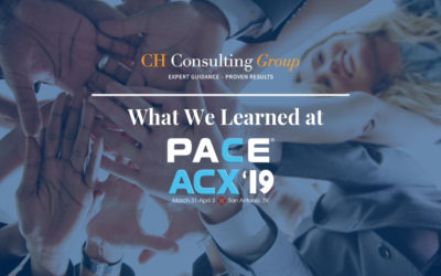 What We Learned at ACX'19