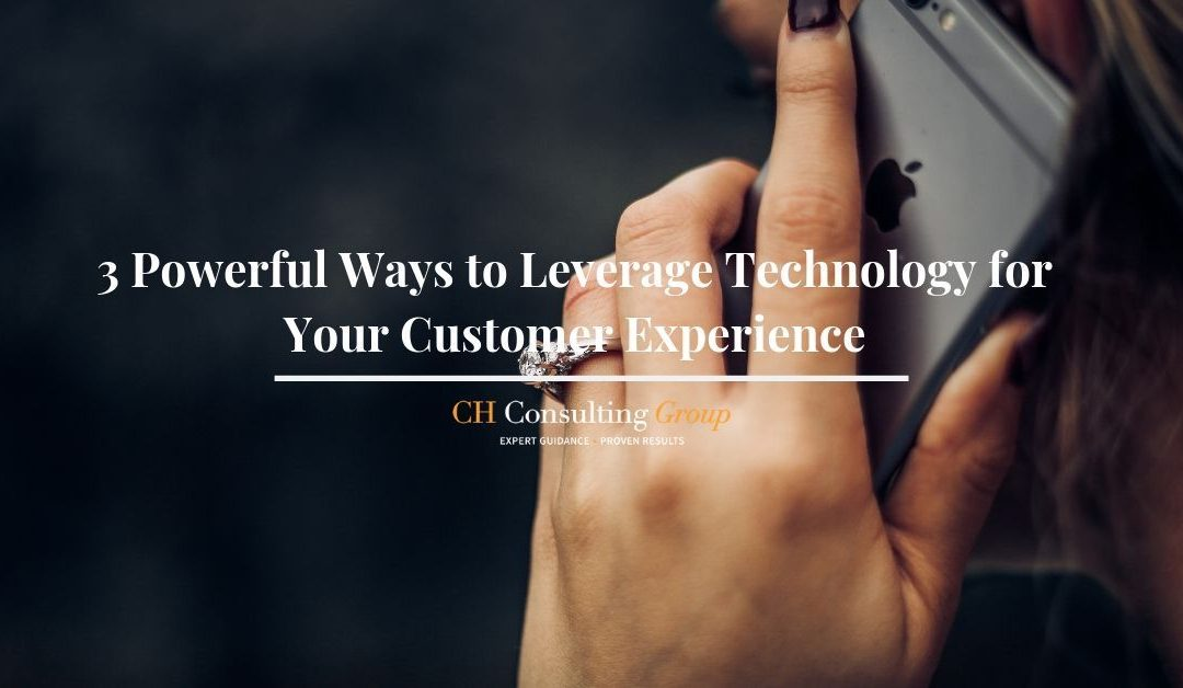 3 Powerful Ways to Leverage Technology for Your Customer Experience via Social Media
