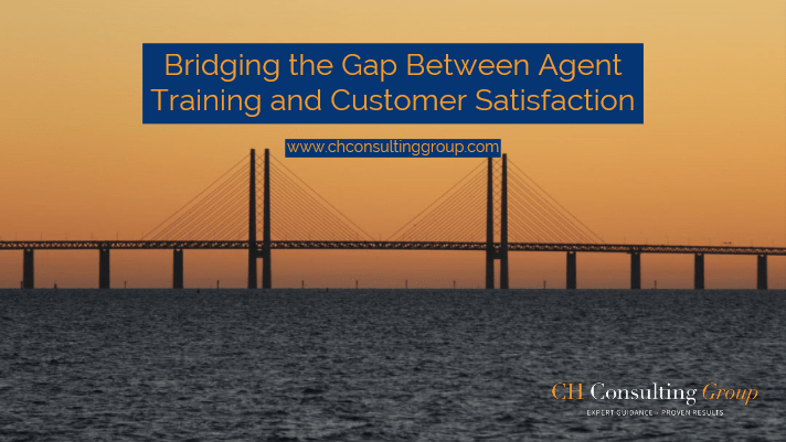 Bridging the Gap Between Agent Training and Customer Satisfaction