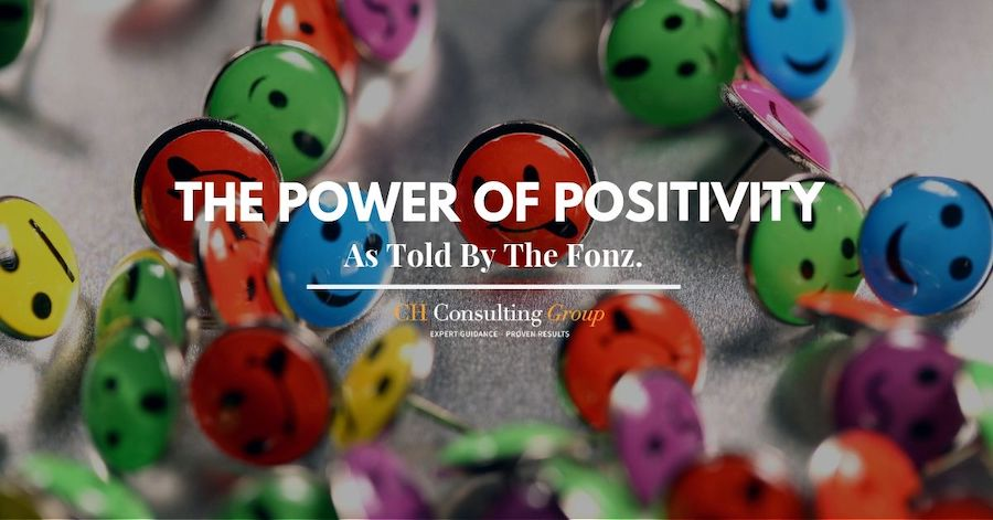 The Power of Positivity as Told by the Fonz