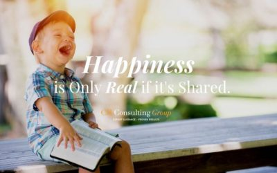 Happiness is Only Real When It's Shared