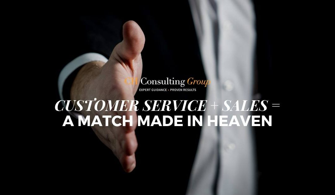 Customer Service + Sales & Marketing = A Match Made in Heaven?