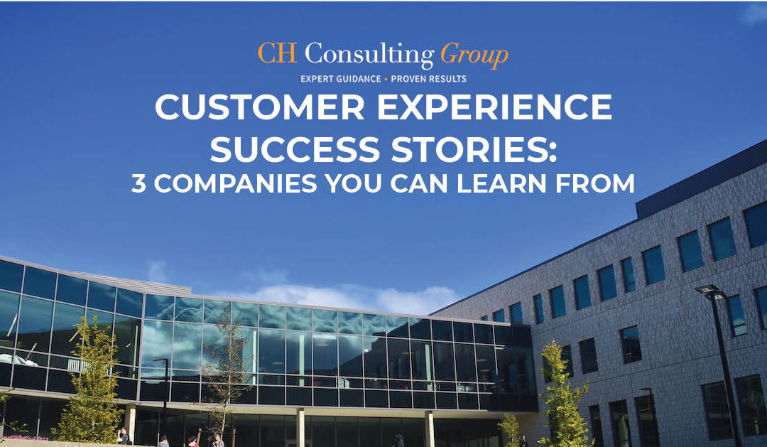 Customer Experience Success Stories: 3 Companies You Can Learn From