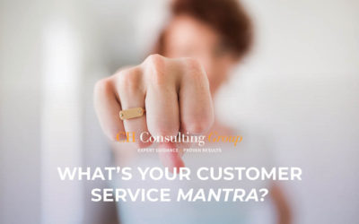 What's Your Customer Service Mantra?