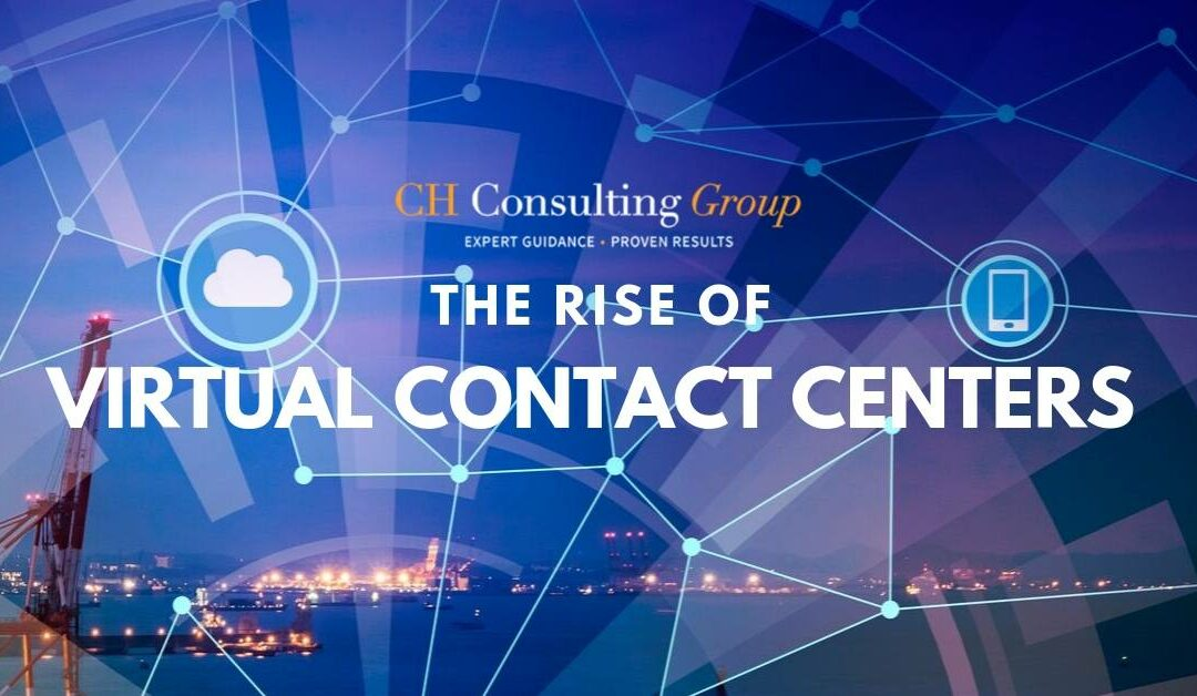 The Rise of Virtual Contact Centers