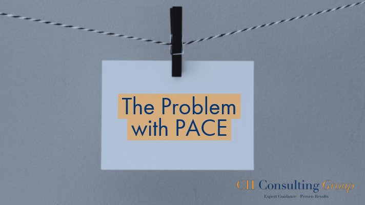 The Problem with PACE